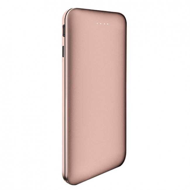 Zikko PowerBook Lightning USB Battery 5000mAh - Rosa Gold