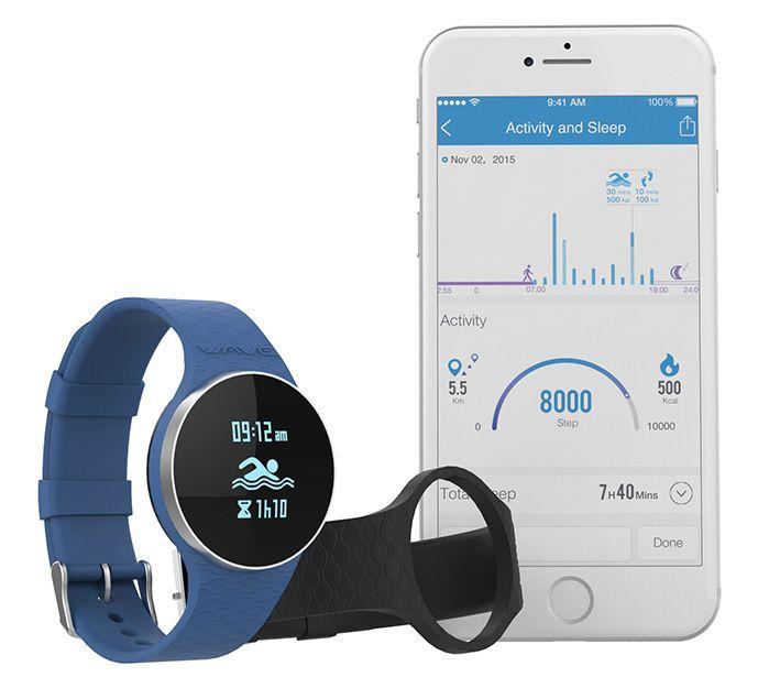 iHealth WAVE AM4 plavecký snímač denní aktivity a kvality spánku