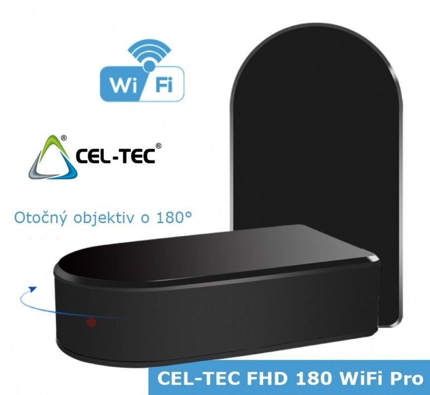 CEL-TEC skrytá ip kamera black box FHD 180 WiFi Pre