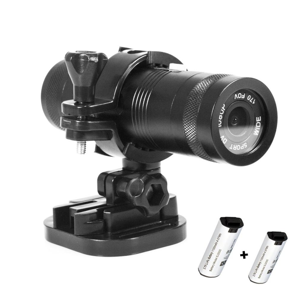 Športová kamera BK-10 - FULL HD vodotesná do 30m