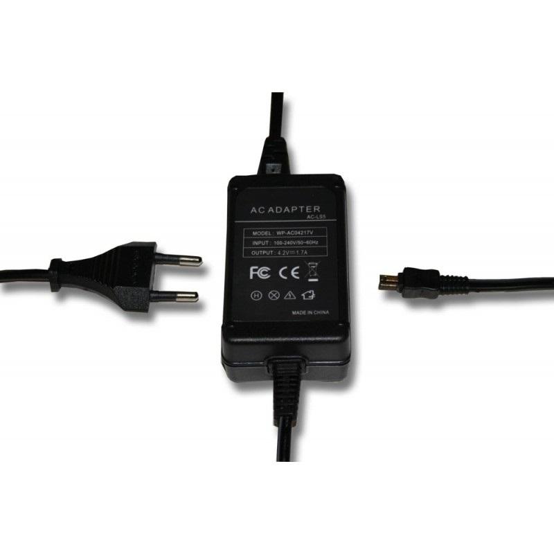 AC adaptér pre Sony AC-LS5, AC-LS5A, AC-LS5B, AC-LS5K