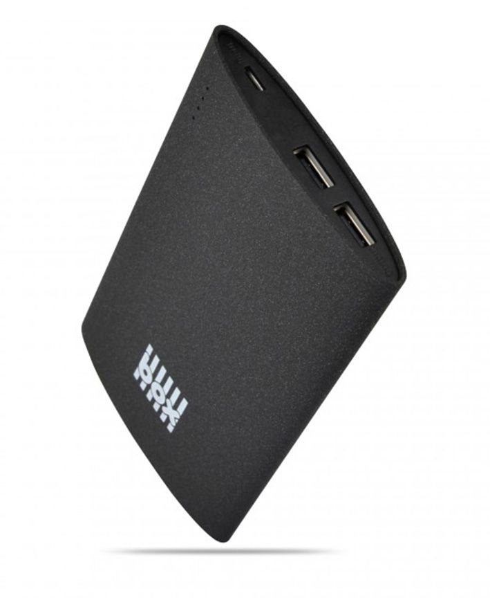BOX Preducts 6000mAh Portable Tablet Charger, 2x USB, 3.1A - čierný