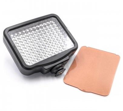 Prídavné svetlo VL008 - 450lux. na kameru a fotoaparáty