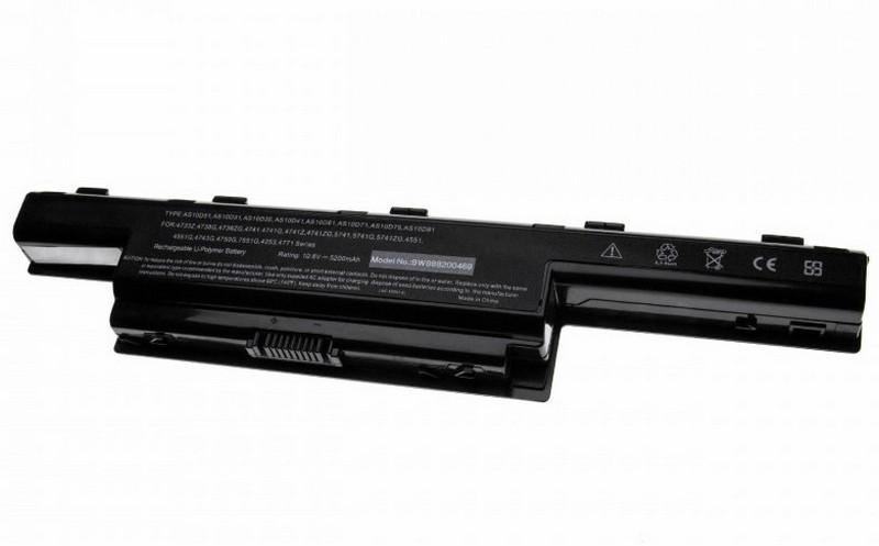 Batéria pre Acer/HP 31CR19/65-2, 31CR19/652, 31CR19/66-2, 3INR19/65-2 - 5200 mAh