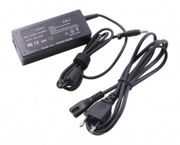AC adaptér (nabíjačka) pre notebook HP/COMPAQ ADP-65HB FC - 19.5V 3,3A (4,5x1,7mm) kompatibil.