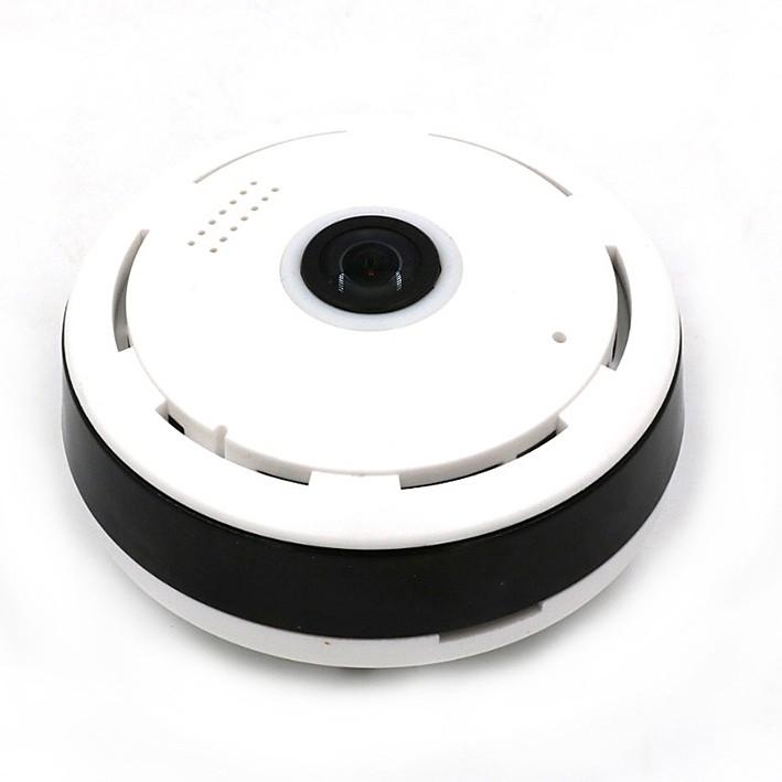 CEL-TEC panoramatická IP kamera v makete kouřového čidla Disk 360 WiFi