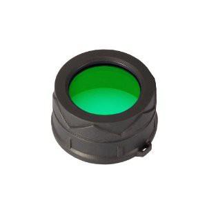 Zelený filtr pre LED svítilnu FLZA 50
