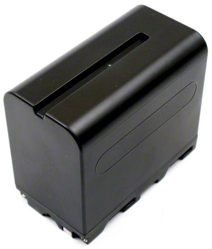 Batéria pre Sony NP-F330, NP-F530, NP-F550, NP-F730H, NP-F570, NP-F750, NP-F770, NP-F930, NP-F960 - 6600 mAh