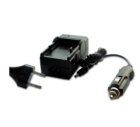 Nabíjačka batérií NB-9L pre Canon PowerShot SD4500 IS, 510HS, 520HS, 530HS, IXUS 1000 HS