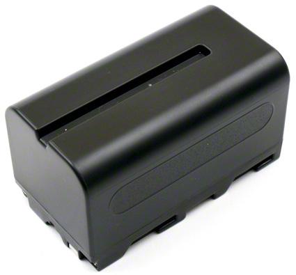 Batéria pre Sony NP-F550, NP-F570, NP-F750, NP-F770 - 4400 mAh