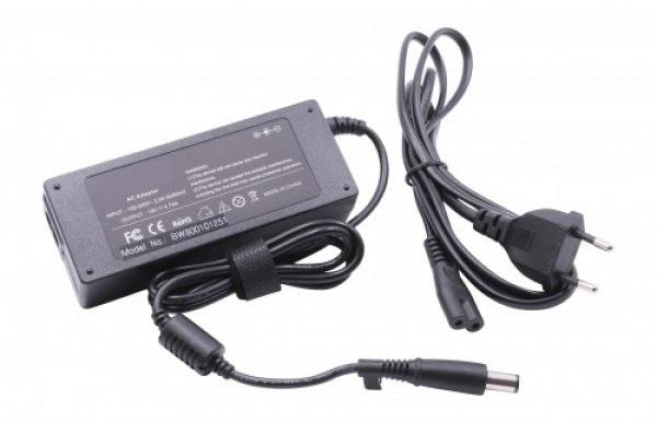 AC adaptér (nabíjačka) pre notebook HP/Compaq 19V/4.74A - 90W (7,4x5mm 1pin) kompatibil.