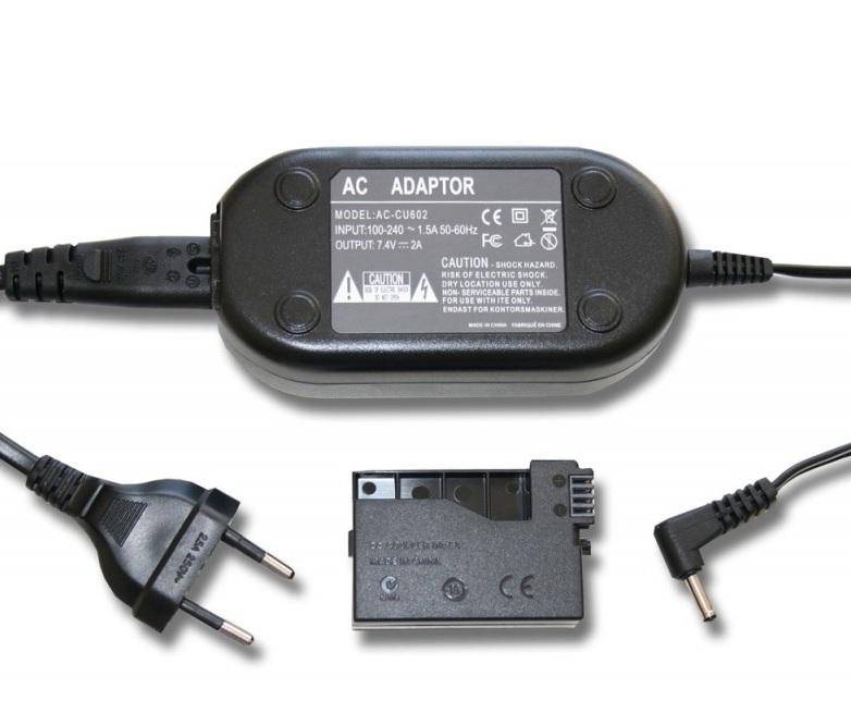 Napájací adaptér pre Canon ACK-E8