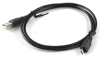USB 2.0 kábel A-microUSB (M) - 1.8m