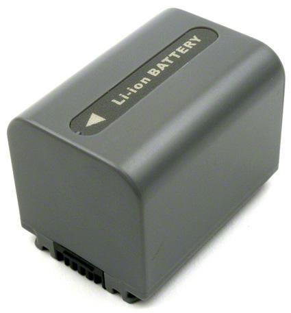 Batéria pre Sony NP-FP30, NP-FP50, NP-FP51, NP-FP70, NP-FP71, NP-FP90, NP-FP91 - 1900 mAh