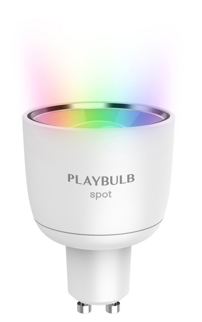 MiPow Playbulb Spot inteligentná LED Bluetooth žiarovka