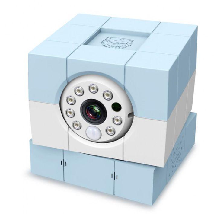 Amaryllo iBabi 360 HD modrá