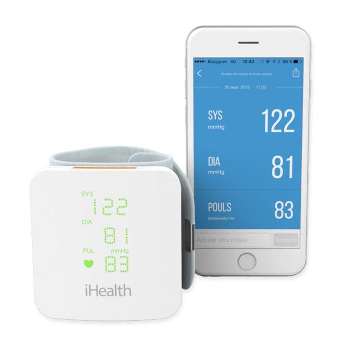 iHealth VIEW BP7s inteligentný zápestní meřič krevního tlaku