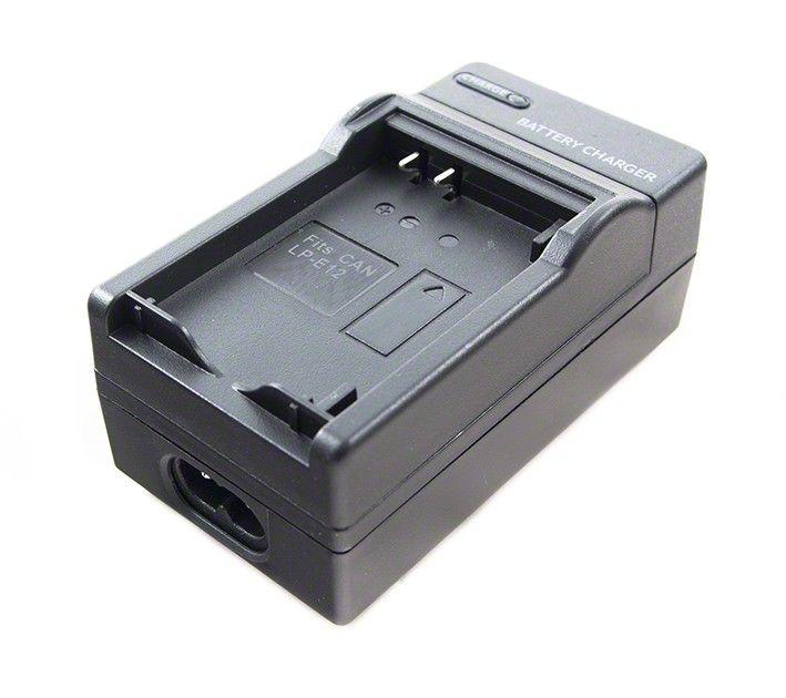 Nabíjačka batérií pre CANON LP-E12