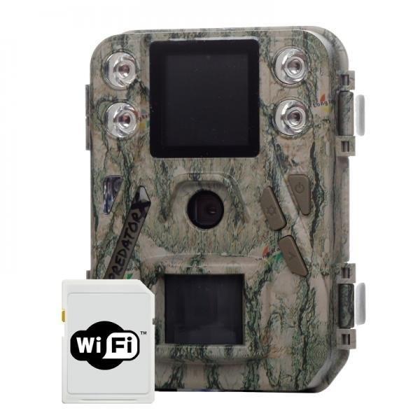 Fotopasca Predator XW Camo + 16 GB WiFi karta zdarma