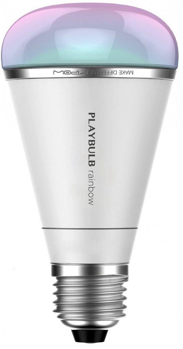 MiPow Playbulb Rainbow inteligentná LED Bluetooth žiarovka