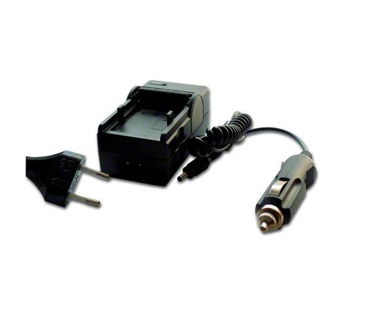 Nabíjačka batérií pre Pentax D-LI50 a Samsung SLB-1674