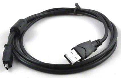 USB kábel pre fotoaparáty Kodak - U-8