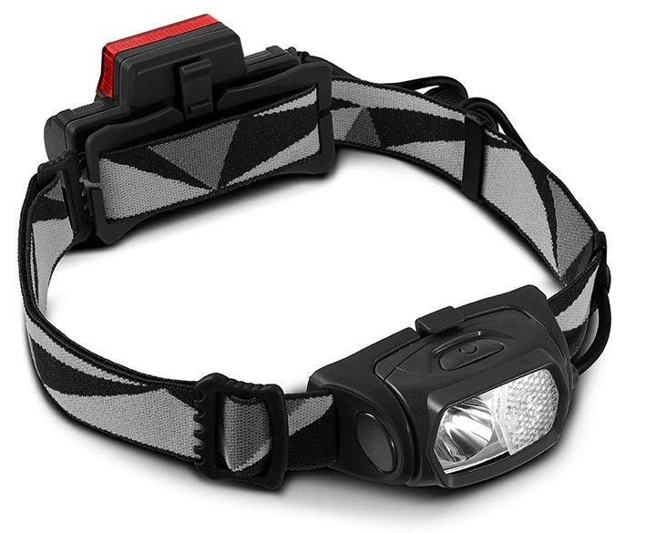 LED čelová baterka CEL-TEC HL300