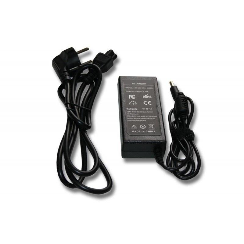 AC adaptér (nabíjačka) pre Acer TravelMate 19V/3.16A - 60W (5,5x1,7mm) kompatibil.