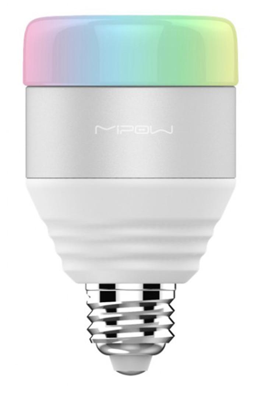MiPow Playbulb Smart inteligentná LED Bluetooth žiarovka biela