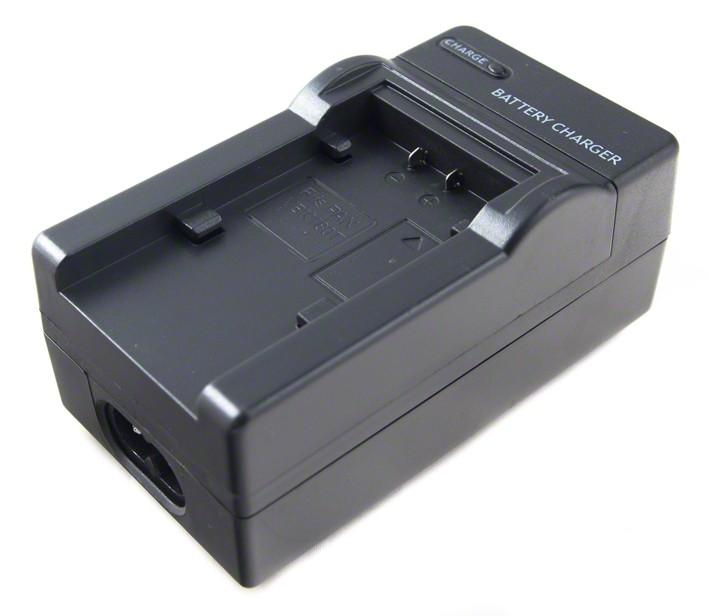 Nabíjačka batérií pre PANASONIC VW-VBK180, VW-VBK180E-K, VW-VBK360, VW-VBK360E-K, VW-VBL090