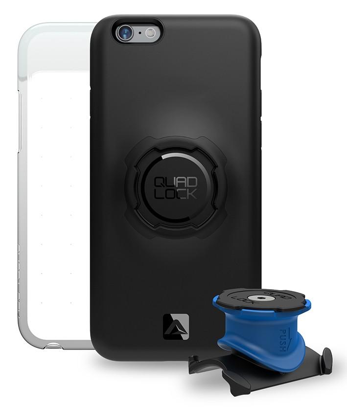 Držiak na bicykel Quad Lock Bike Mount Kit - iPhone 6/6S