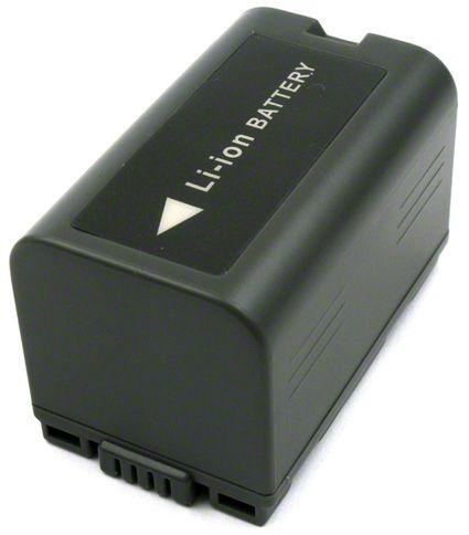 Batéria pre Panasonic CGR-D08, CGR-D110, CGR-D120, CGR-D16S, CGR-D210, CGR-D220, CGR-D320, VW-VBD25 - 2400 mAh