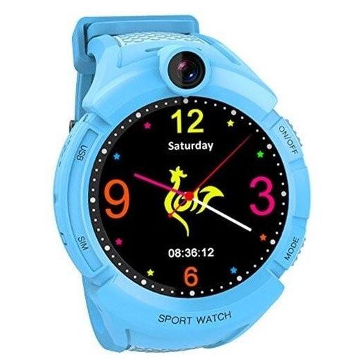 CEL-TEC detské hodinky s GPS a fotoaparátem GW600