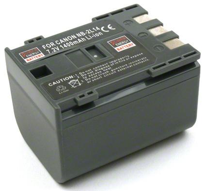 Batéria pre Canon BP-2L12, BP-2L13, BP-2L14, BP-2L5, BP-2L18, NB-2L12 - 1400 mAh