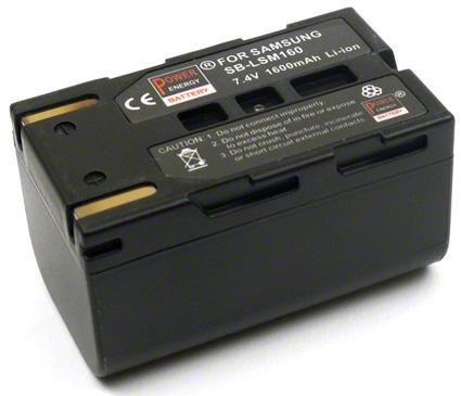 Batéria pre Samsung SB-LSM80, SB-LSM160 - 1600 mAh