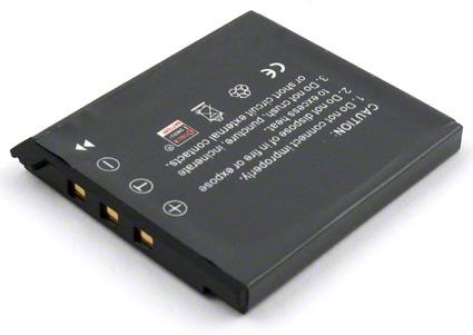 Batéria pre Casio NP-60 - 1100 mAh