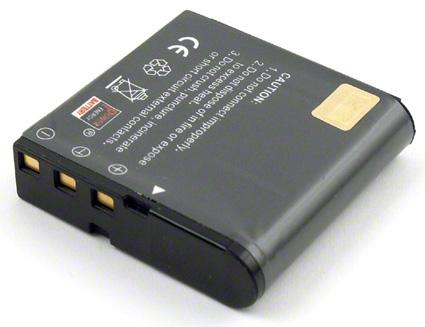 Batéria pre Casio NP-40, NP-40DBA, NP-40DCA - 1400 mAh