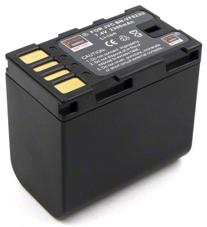 Batéria pre Jvc BN-VF808U, BN-VF815, BN-VF823 - 2300 mAh