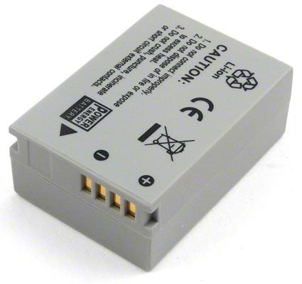 Batéria pre Canon NB-7L - 1000 mAh