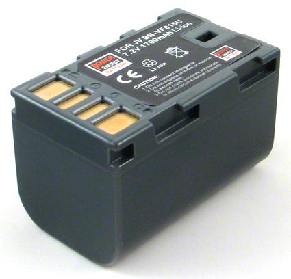 Batéria pre Jvc BN-VF808U, BN-VF815, BN-VF823 - 1700 mAh