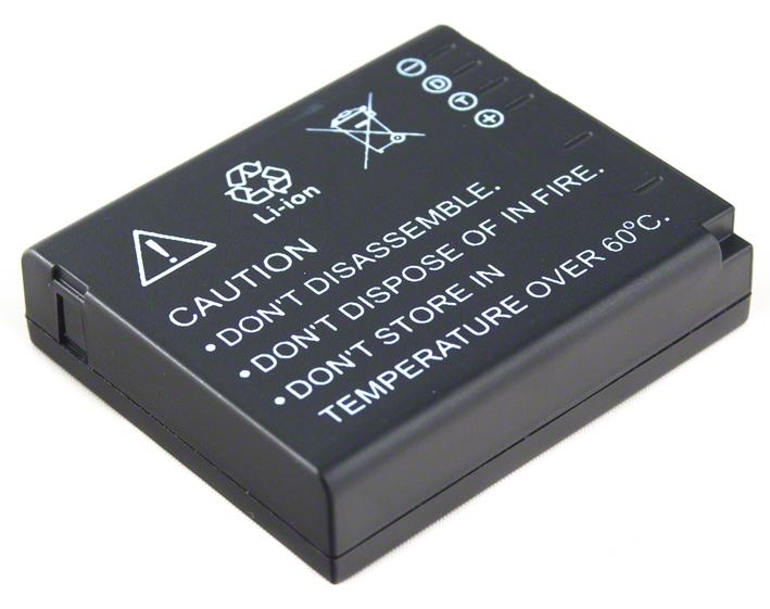 Batéria pre Panasonic DMW-BCJ13 - 1000 mAh