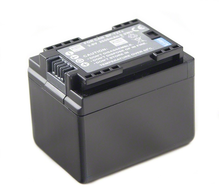 Batéria pre Canon BP-709, BP-718, BP-727 - 2400 mAh - plne dekódovaná