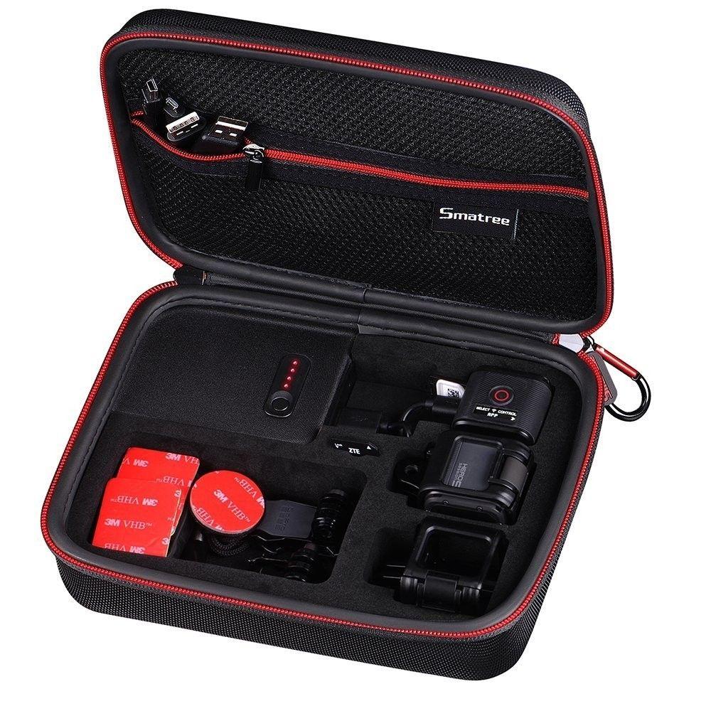 Smatree POV ochranný kufrík PowerCase GS160PS pre kamery GoPro Hero4 Session/Hero5 Session - medium