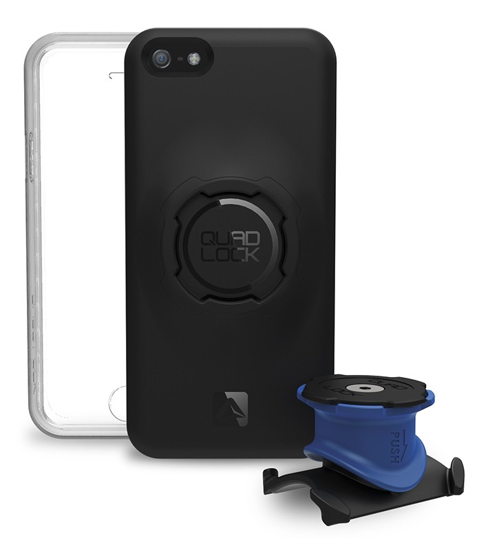 Držiak na bicykel Quad Lock Bike Mount Kit - iPhone 5/5S