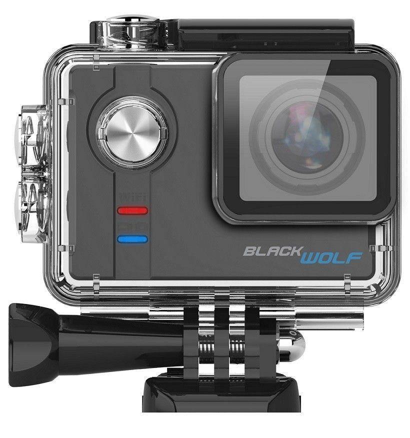CEL-TEC športová Super HD kamera BlackWolf