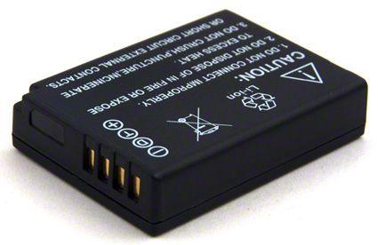 Batéria pre Panasonic DMW-BCG10, DMW-BCG10E - 1000 mAh
