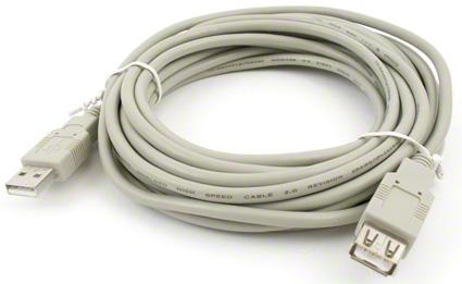 USB 2.0 kábel predlužovací AM-AF - 1,8 m