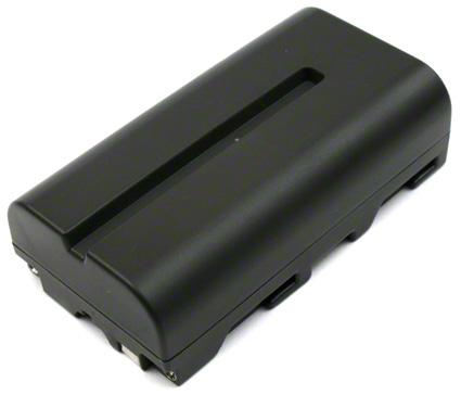 Batéria pre Sony NP-F330, NP-F530, NP-F550, NP-F570 - 2200 mAh