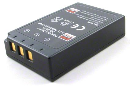 Batéria pre Olympus BLS-1, PS-BLS1 - 1400 mAh