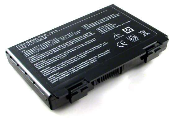 Batéria pre Asus F52, F82Q, F83T, K40, K50, K60, K61- 4400 mAh